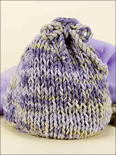 Free Purse Knitting Patterns Hobo Bag